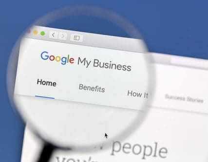 Optimizing Your Google My Business Listing