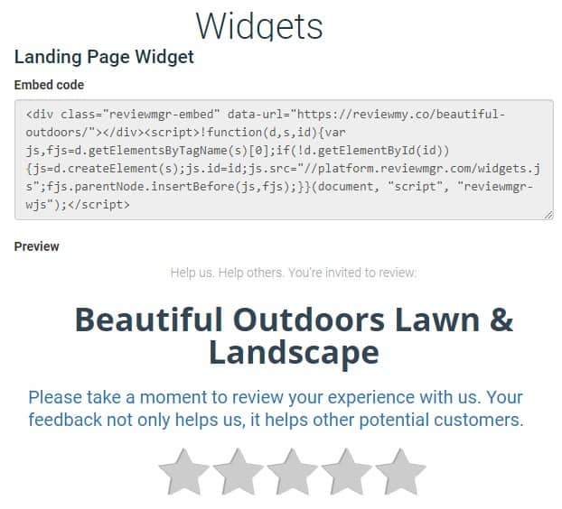 beautiful-outdoors-review-widget
